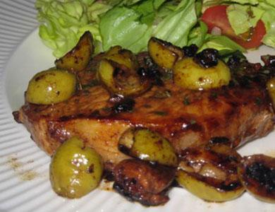 Ricetta coniglio alle olive coniglio alle olive for Cucinare coniglio